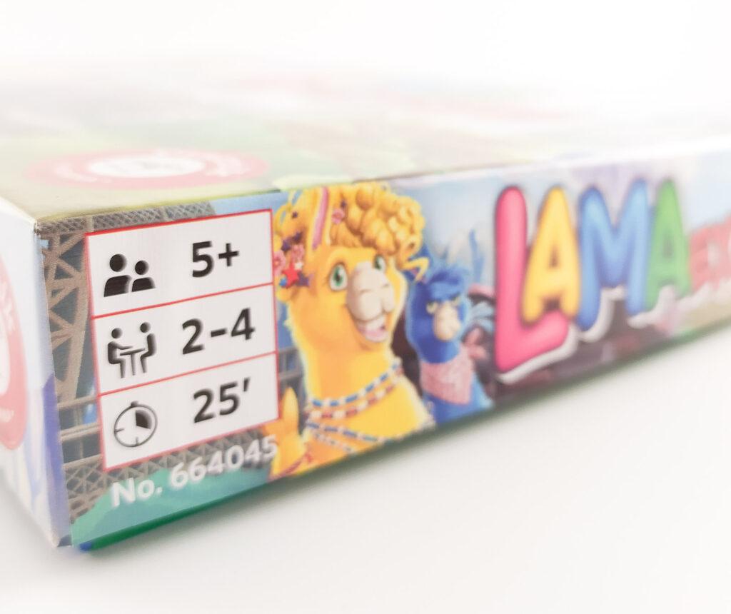 lama express gra planszowa 17
