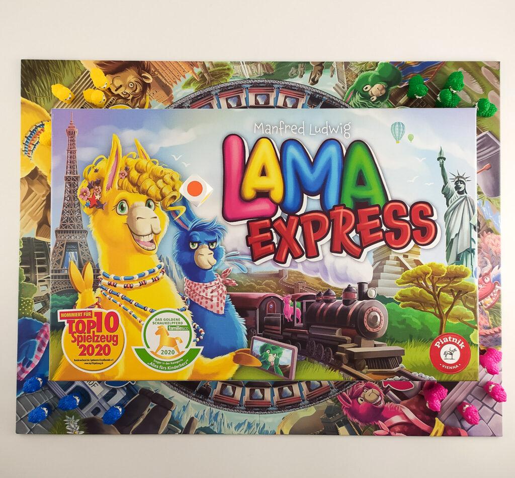 lama express gra planszowa 29