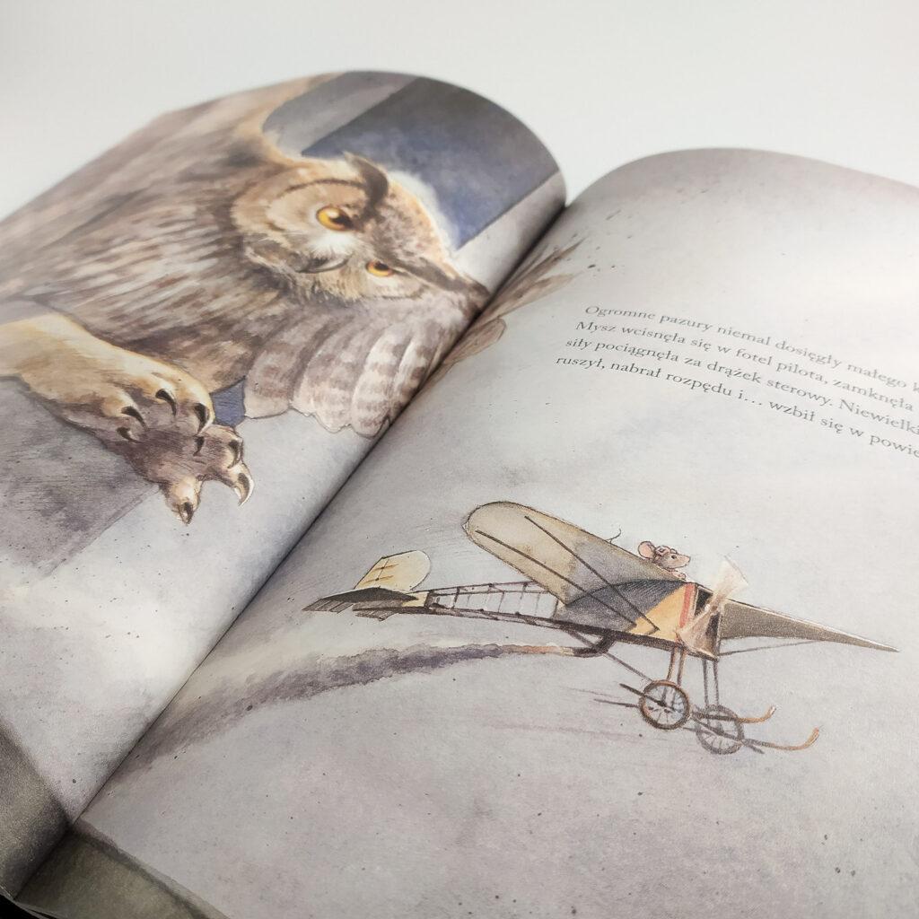 niezwykle przygody latajacej myszy 12