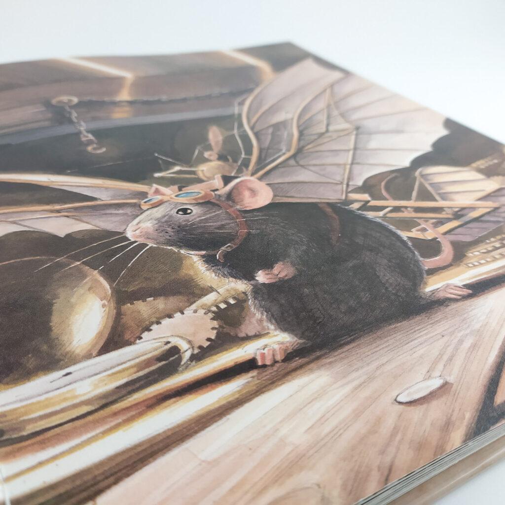 niezwykle przygody latajacej myszy 7