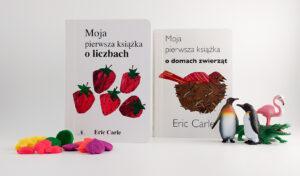 """""""Moja pierwsza książka o …"""" – interaktywne czytanie, poznawanie i zabawa"""