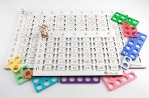 tabliczka mnozenia dla dzieci 5