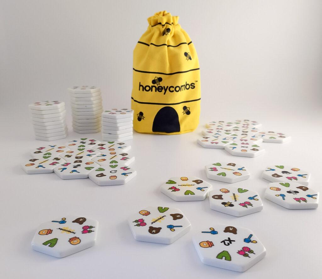 honeycombs plastry miodu gra piatnik 1