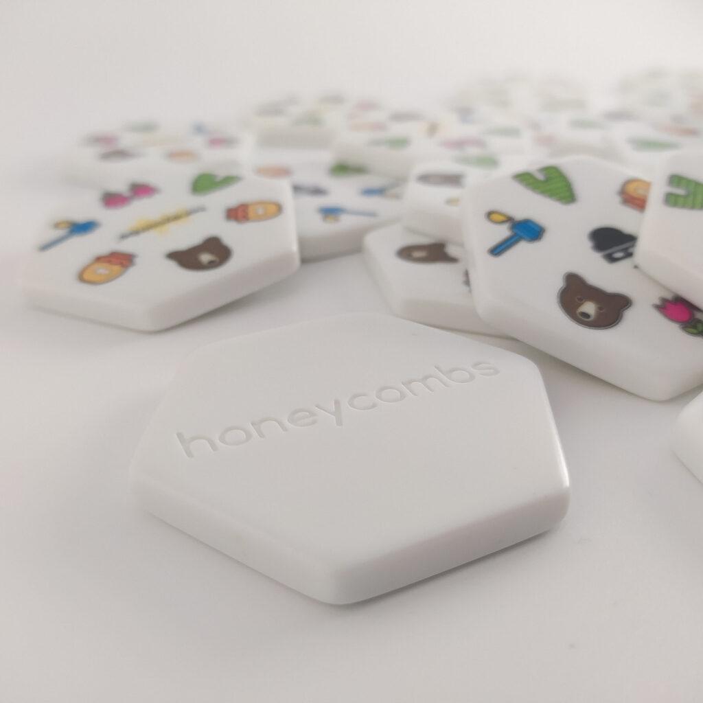 honeycombs plastry miodu gra piatnik 10