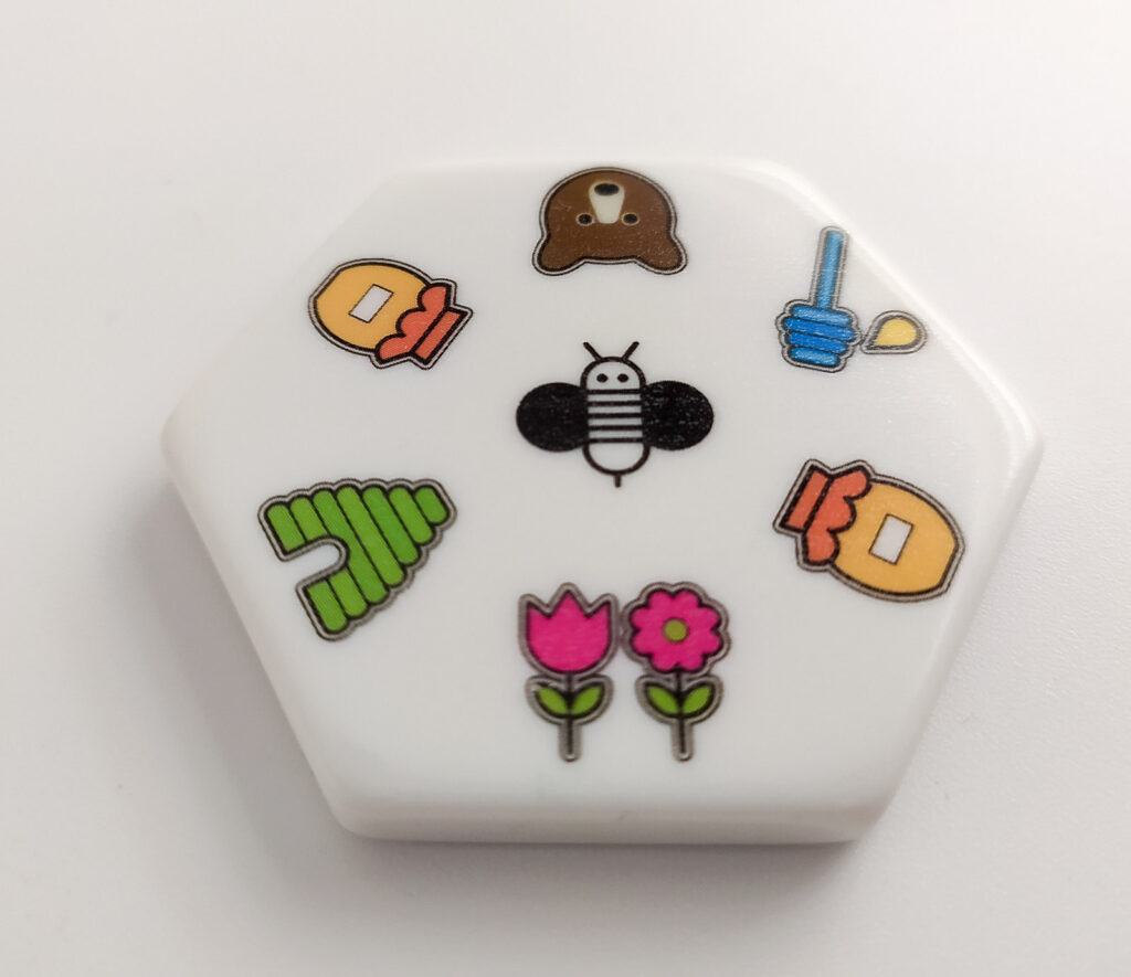 honeycombs plastry miodu gra piatnik 23