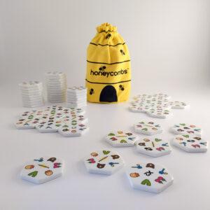 honeycombs plastry miodu gra piatnik 27