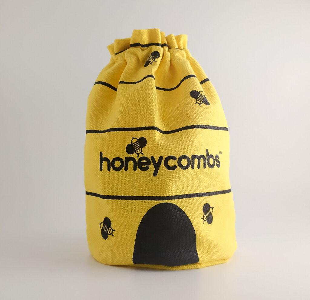 honeycombs plastry miodu gra piatnik 4