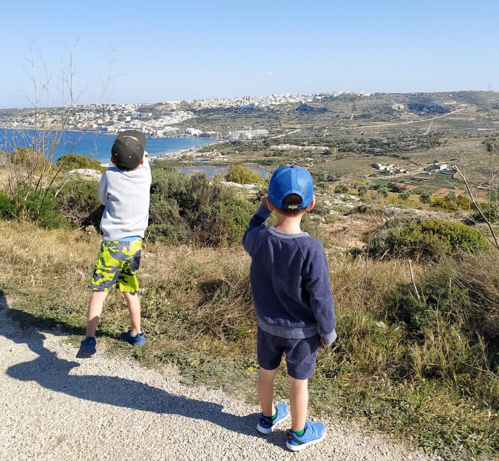 malta view point punkty widokowe 11