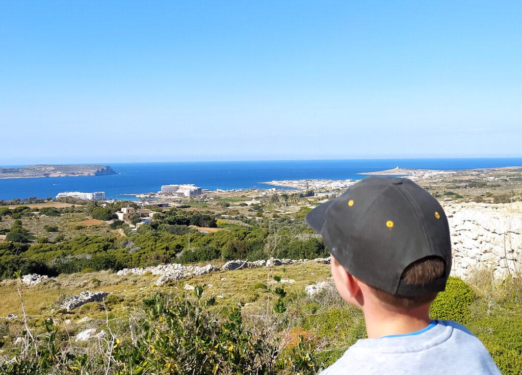 malta view point punkty widokowe 12