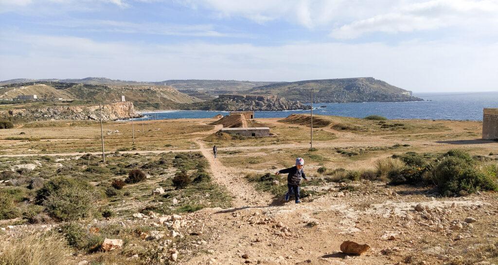 malta view point punkty widokowe 24
