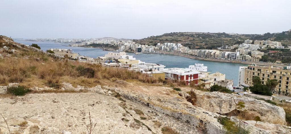 malta view point punkty widokowe 49