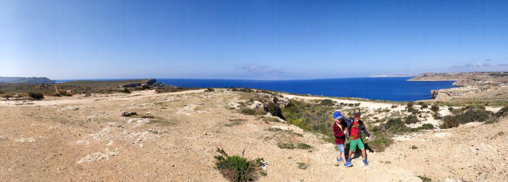 malta view point punkty widokowe 54