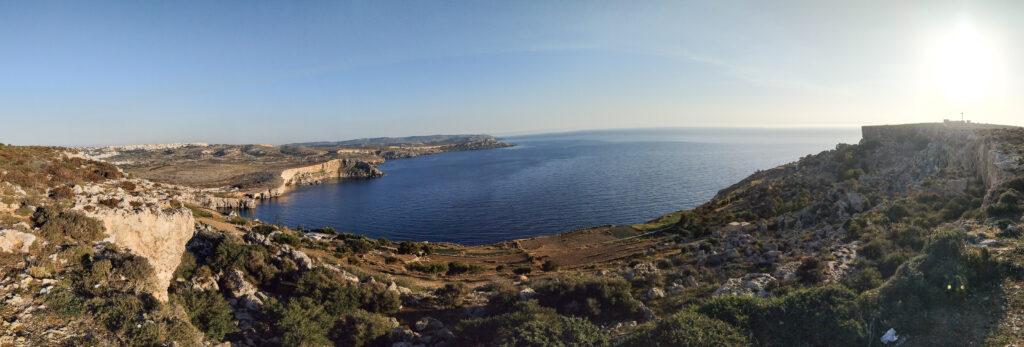 malta view point punkty widokowe 55