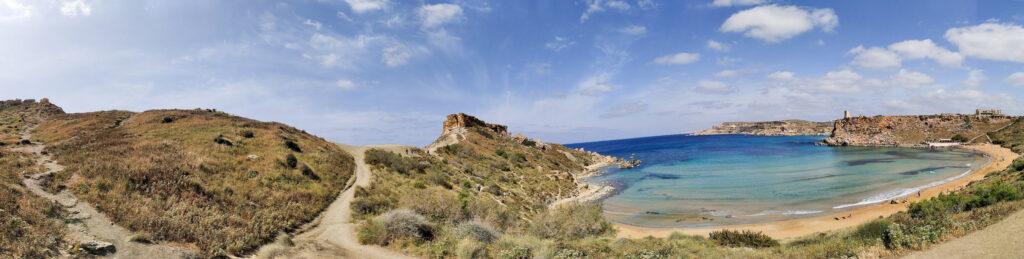 malta view point punkty widokowe 62