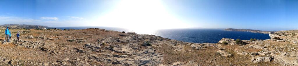 malta view point punkty widokowe 65