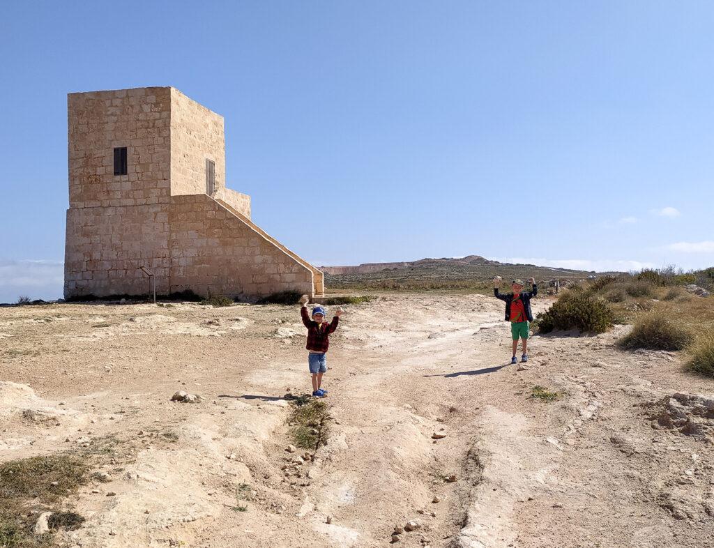 malta view point punkty widokowe 8