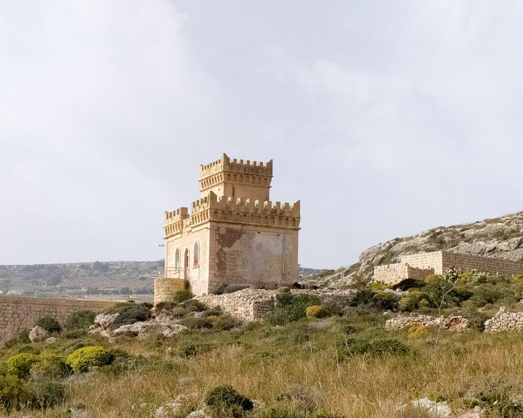 malta view point punkty widokowe 86