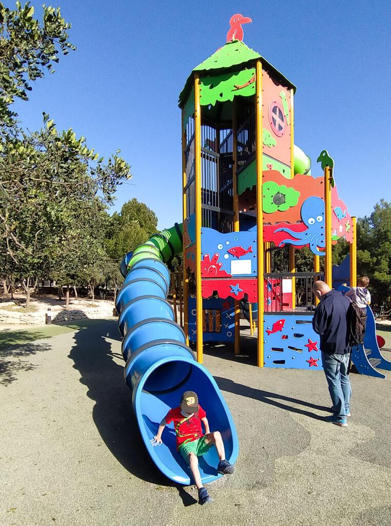 place zabaw malta buggiba salina play park 1