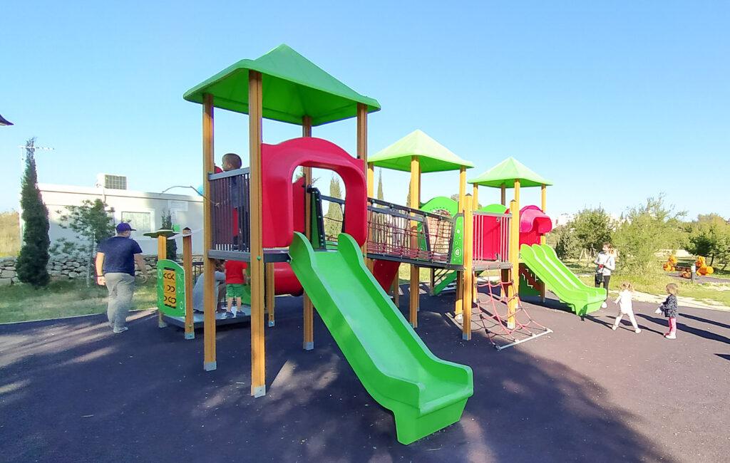 place zabaw malta buggiba salina play park 2