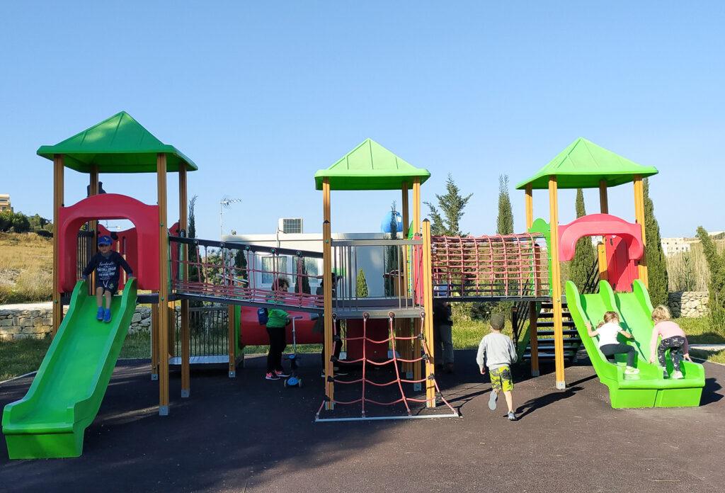 place zabaw malta buggiba salina play park 6