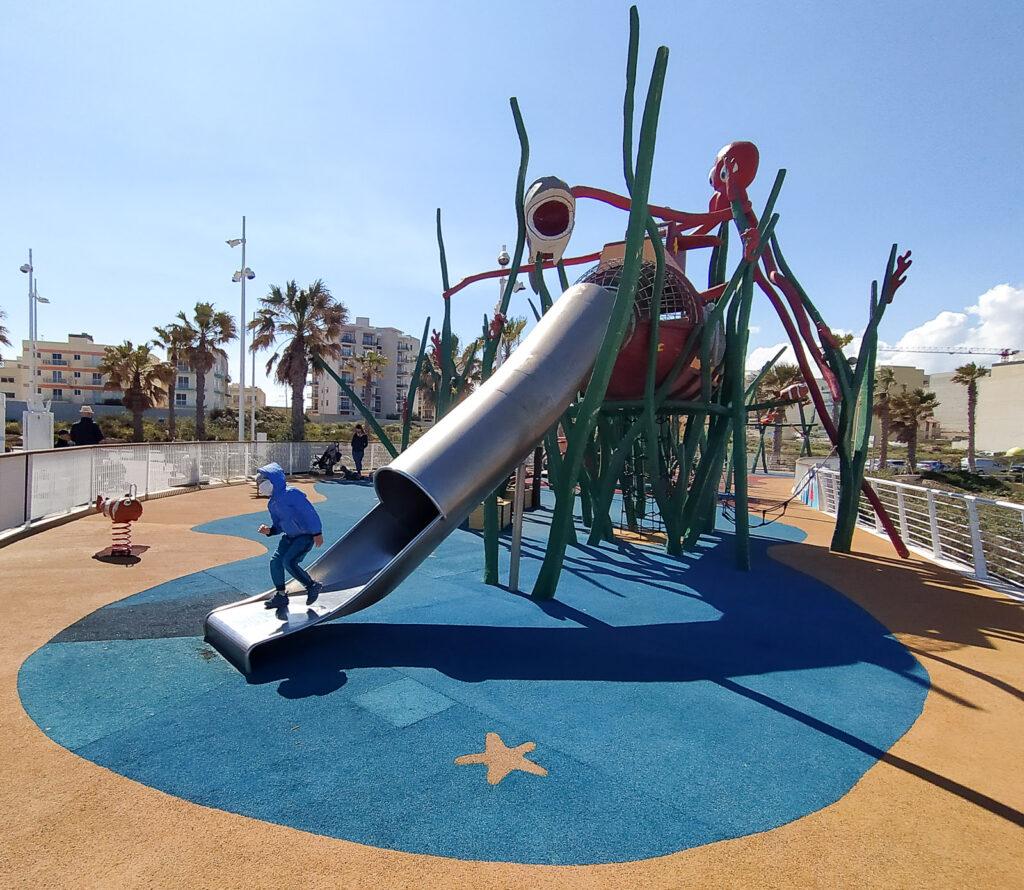 place zabaw malta national aquarium 3
