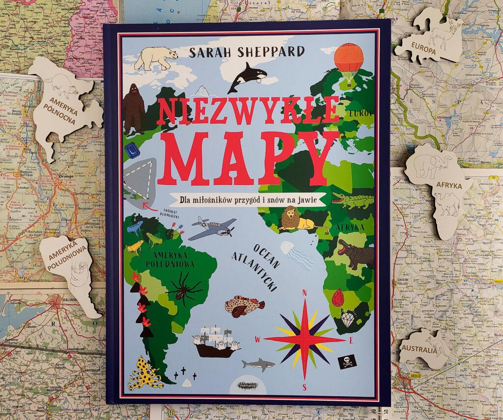 niezwykle mapy sarah seppard 27
