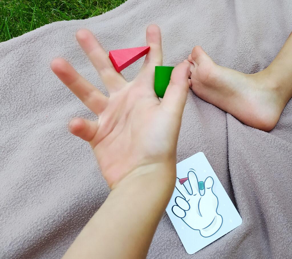 lapkosztuczki sztuczkolapki gra 24