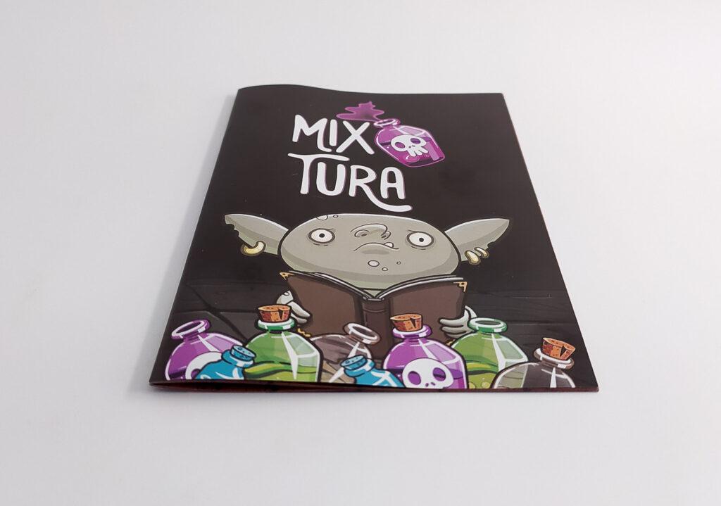 mix tura 8