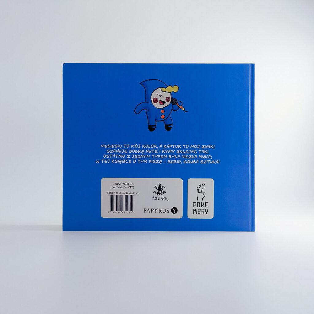 niebieska kapturka tashka 2