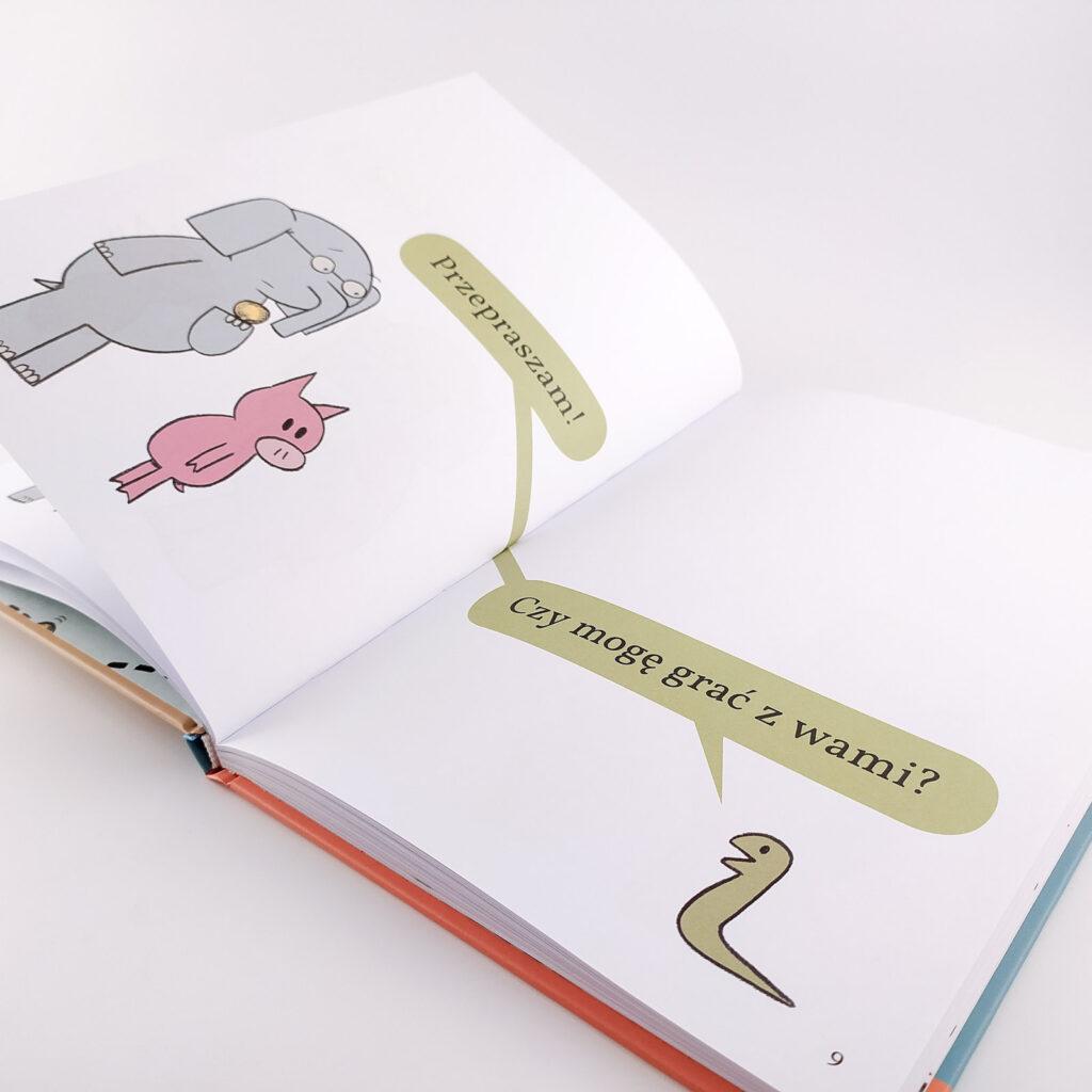 zabawne książki dla dzieci