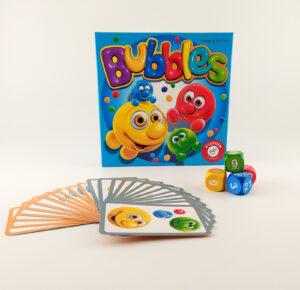 bubbles gra karciana dla dzieci 4