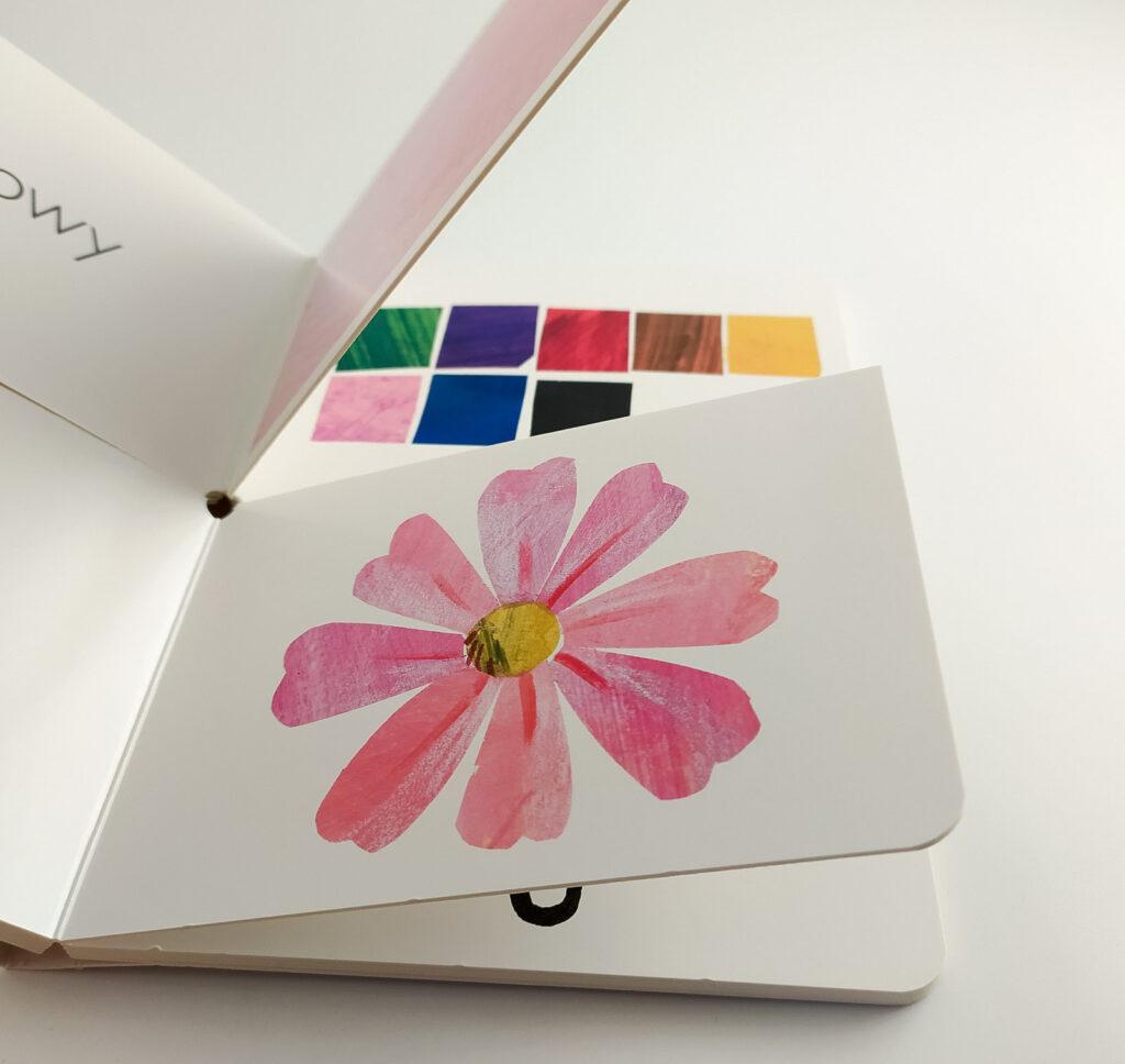 moja pierwsza ksiazka o kolorach eric carle 6