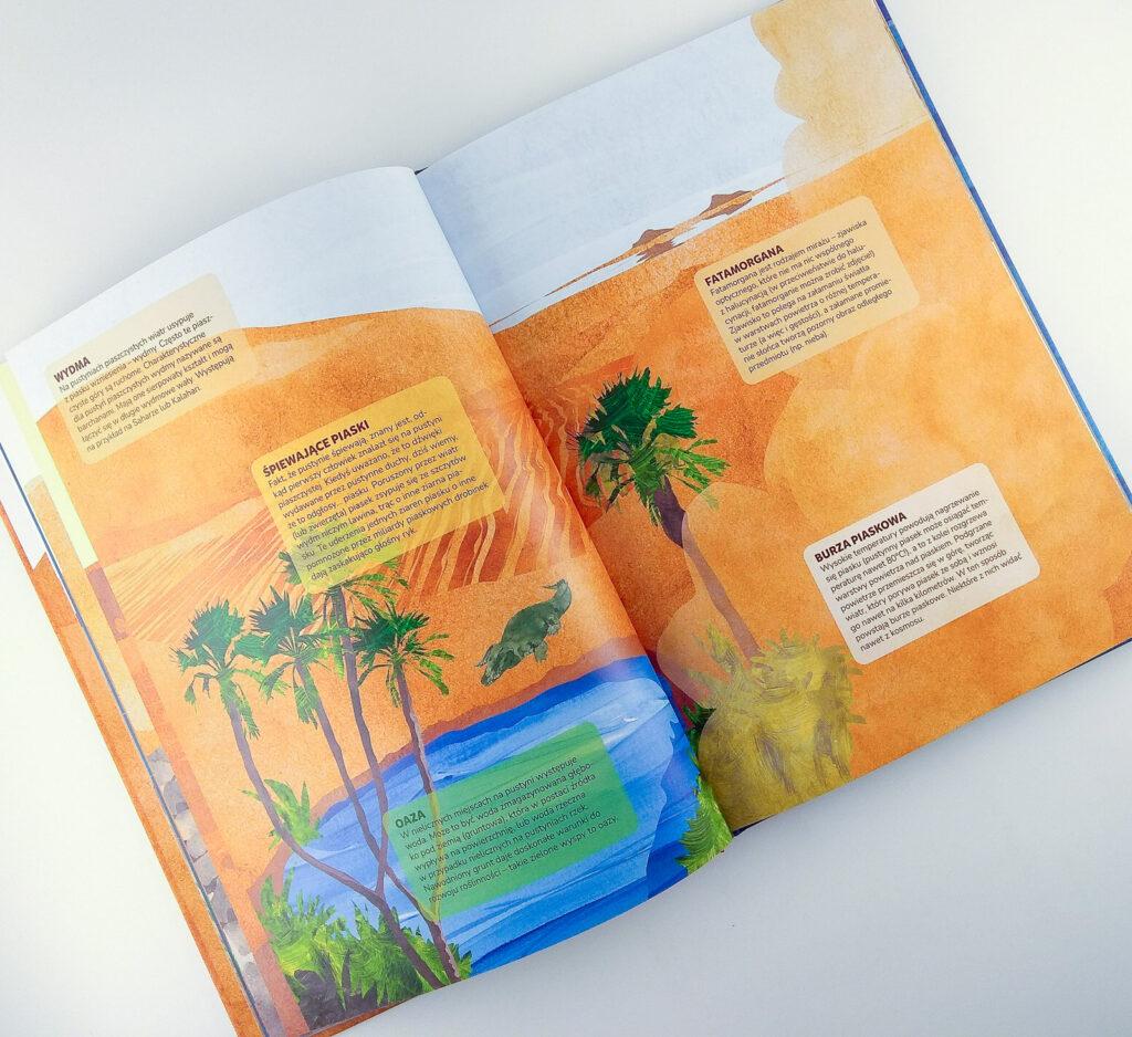 pustynie oceany album 6
