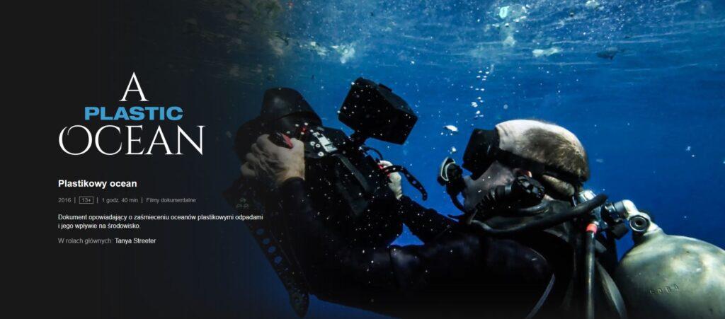 filmy edukacyjne dla dzieci netflix plastikowy ocean