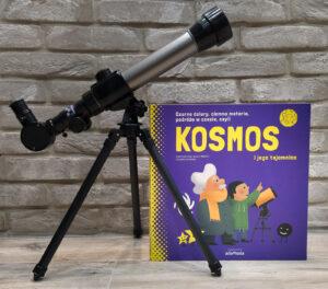 """Książka o kosmosie dla dzieci – """"Kosmos i jego tajemnice"""""""